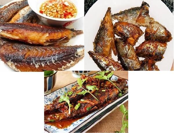 3 cách nấu cá nục khô ngon, hấp dẫn
