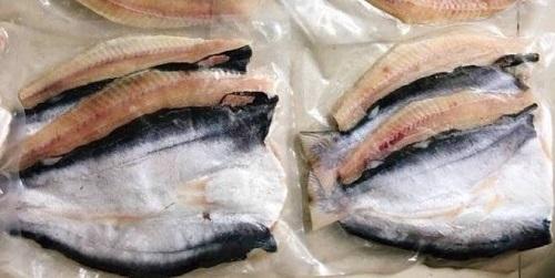 Khô cá dứa được đánh bắt tự nhiên