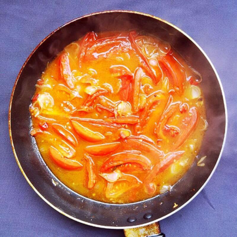 cháy cà chua