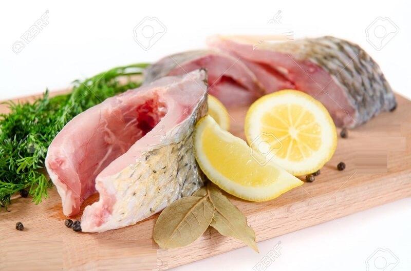 thịt cá chép