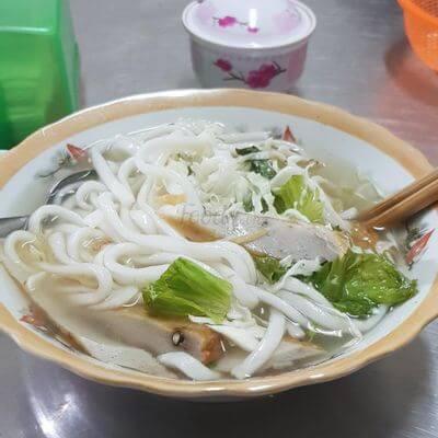 Cô Ba – Bún + Bánh canh chả cá Nha Trang