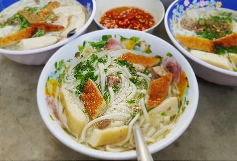 Bánh canh chả cá Phan Thiết - Bà Ly