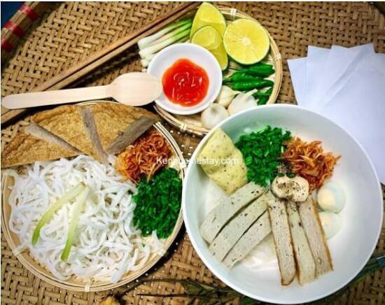 Bánh canh chả cá Phan Thiết - Cô Bé