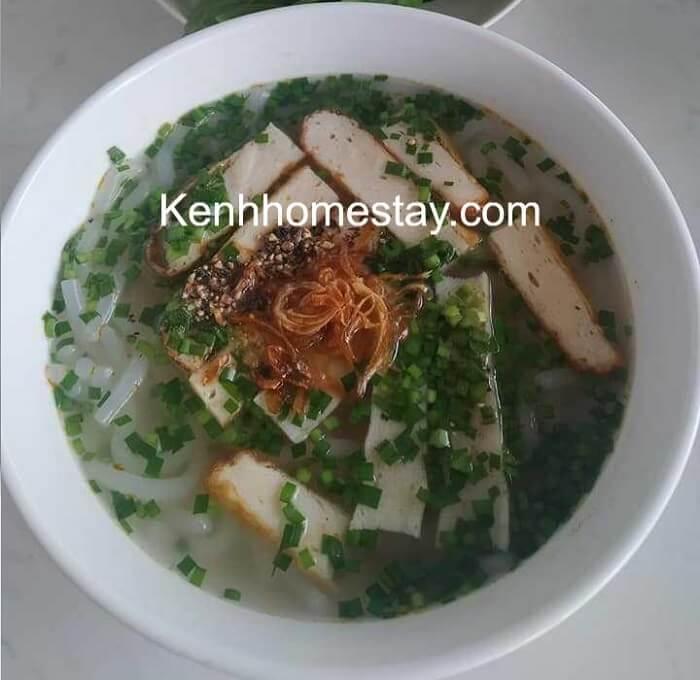 Bánh canh chả cá Phan Thiết - Cô Bi