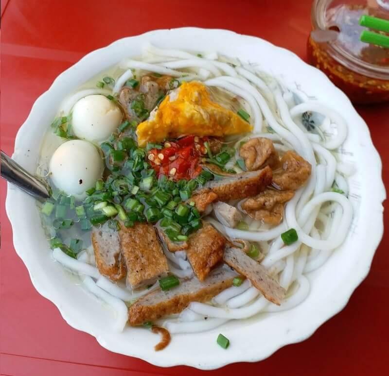 Bánh canh chả cá Phan Thiết - Cô Xí
