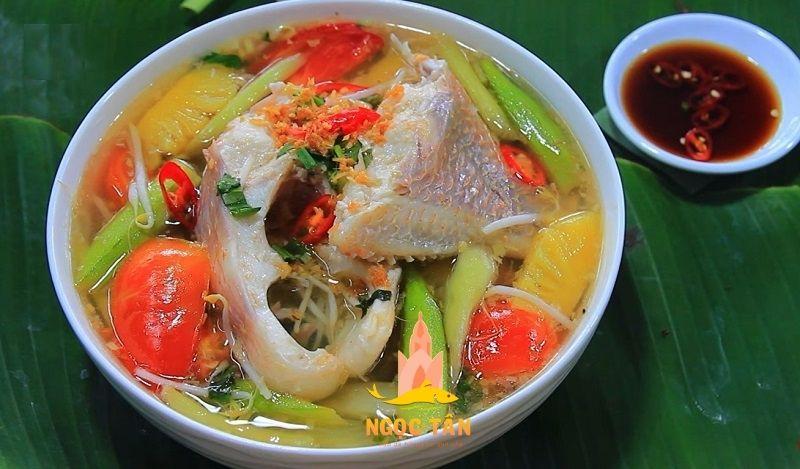 cách nấu canh chua cá