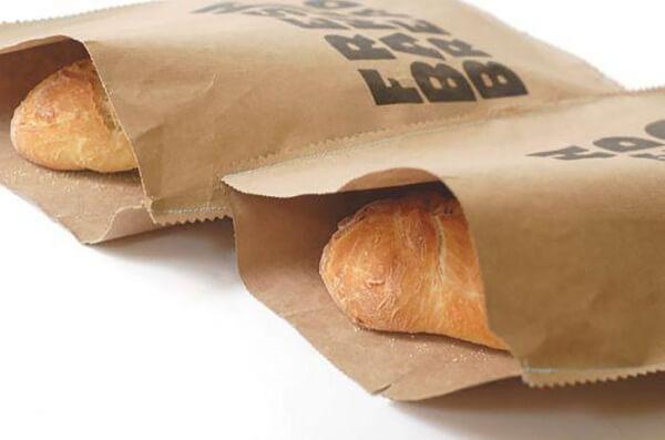 cách bảo quản bánh mì bằng giấy báo