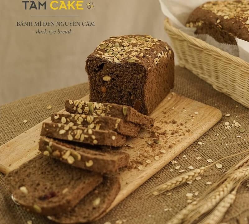 Bánh mì đen Tâm Cake