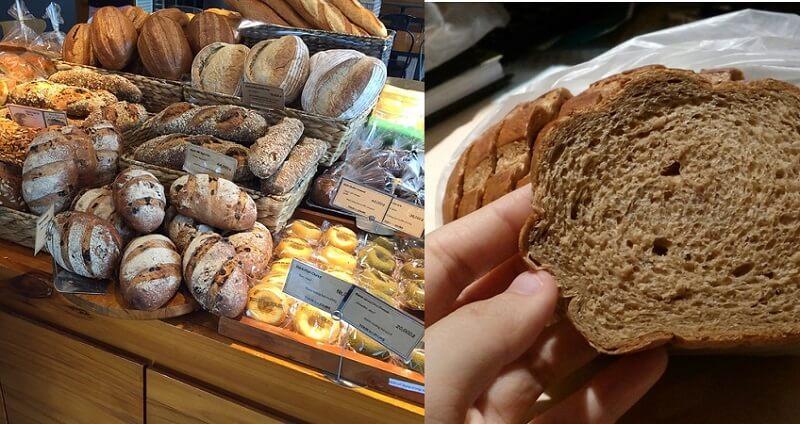 Bánh mì đen Tous les jours