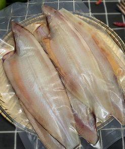cách chế biến khô cá lưỡi trâu
