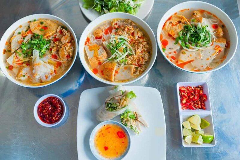 Top 2 địa chỉ ăn bún chả cá Quy Nhơn ở Sài Gòn đúng vị