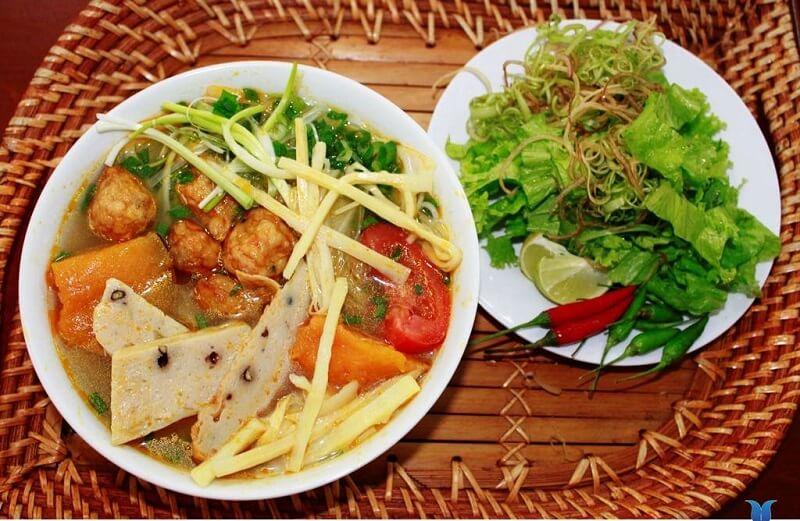 Cách nấu bún chả cá miền Trung tiêu biểu nhất được nhiều người ưa dùng